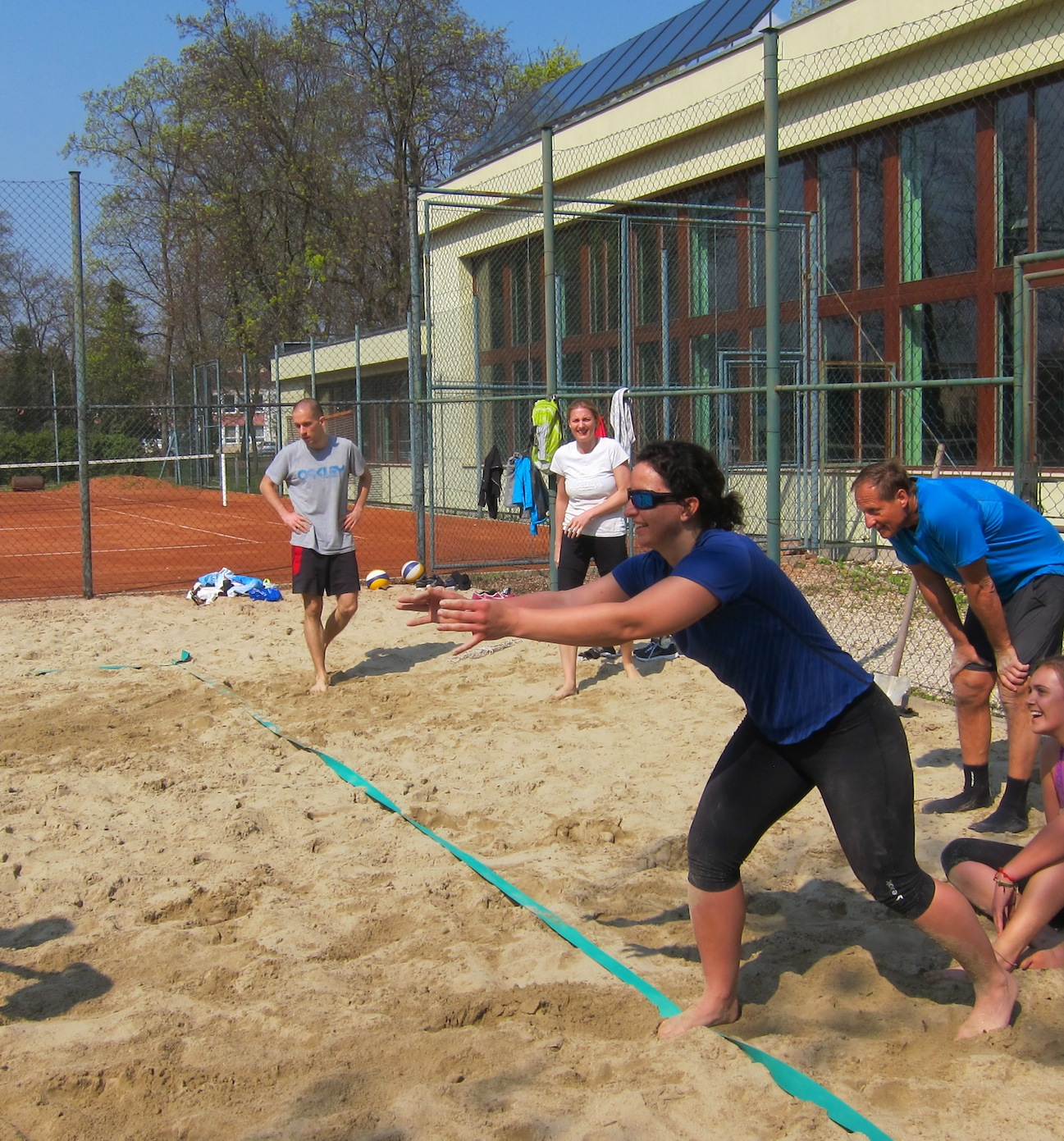 Beach Volley Akademia, Tina Zlatoš Turnerová